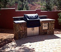 Mailbox and BBQ's